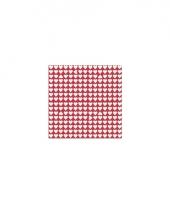 Feest servetten thema valentijn 20x trend