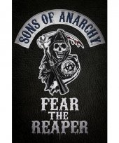 Feest versiering sons of anarchy poster trend