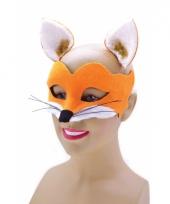 Feest vilten vossen masker trend