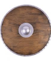 Feestartikel plastic schild 45 cm trend