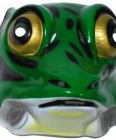 Feestmasker kikker voor volwassenen trend