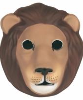 Feestmasker leeuw voor kinderen trend