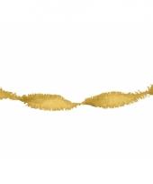 Feestslingers in het goud 30 m trend