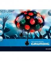 Feestverlichting disco ovaal vorm trend