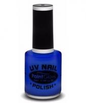 Felblauwe nagellak 12 ml trend