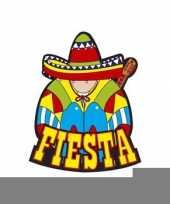 Fiesta decoratie bord mexicaans feestje trend