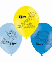 Finding dory ballonnen 6 stuks trend