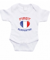 First frankrijk supporter rompertje baby trend