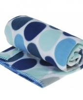 Fleece dekentje voor baby kamer trend