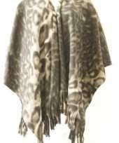 Fleece omslagdoeken trend