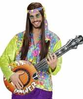 Flowerpower banjo opblaasbaar trend