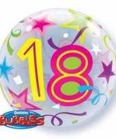 Folie ballon 18 jaar 56 cm trend
