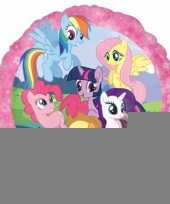 Folie ballon my little pony thema trend