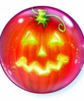 Folie ballon pompoen 56 cm trend