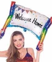 Folie ballon spandoek beschrijfbaar trend