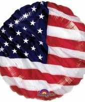 Folie ballonnen amerika 45 cm trend