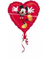 Folie ballonnen mickey mouse trend