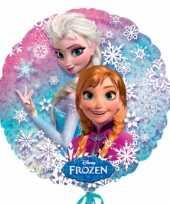 Folie ballonnen van disney frozen trend 10054662
