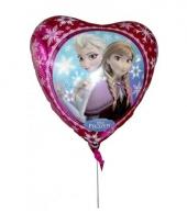Folie hart ballonnen van disney frozen trend