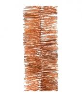 Folie slinger zacht oranje 270 cm trend