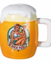 Fooienpot bier fonds trend