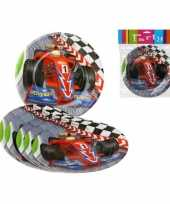 Formule 1 bordjes 6 stuks trend