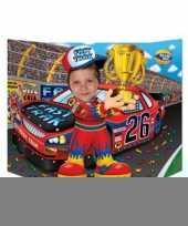Foto bord auto race trend