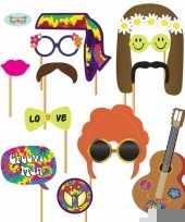 Foto prop set hippie 12 delig trend