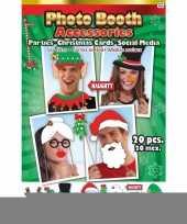 Foto prop set kerstmis thema trend 10077929