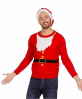 Foute kerstman truien voor heren trend