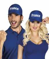 Franse blauwe petjes trend