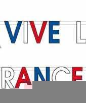 Franse decoratie letterslinger trend