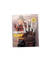 Freddy krueger look a like handschoenen trend