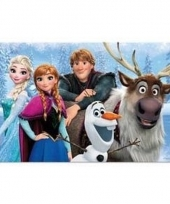 Frozen 3d placemat type 1 trend