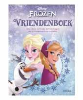 Frozen artikelen vriendenboek trend