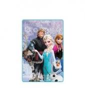 Frozen dekentje kinderkamer trend 10076361