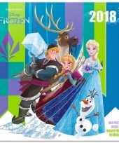 Frozen kalender 2018 trend