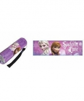 Frozen led zaklamp sisters paars trend