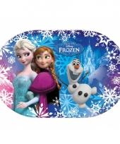 Frozen placemat 29 x 44 cm trend