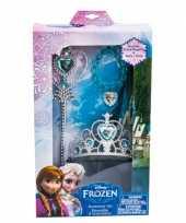Frozen prinsessen set 3 delig trend
