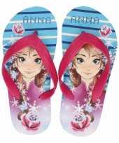 Frozen teenslippers anna voor meisjes trend