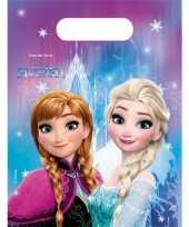 Frozen thema feestzakjes trend