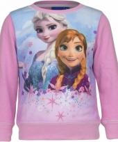 Frozen trui roze voor meisjes trend