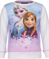Frozen trui wit voor meisjes trend