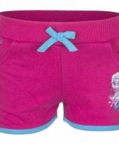 Fuchsia frozen shorts trend