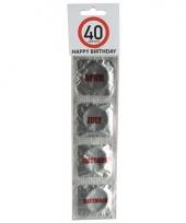 Fun condooms maanden 40 jaar trend