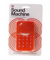 Fun machine met grappige geluiden trend
