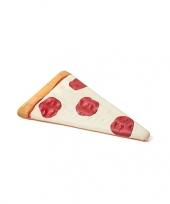 Fun pizzapunt opblaasbed trend