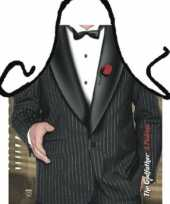 Funny bbq schorten the godfather trend
