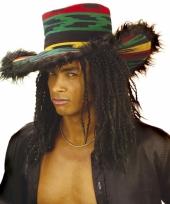 Gangster hoed jamaica voor volwassenen trend